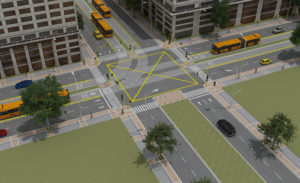 Road safety guide for the design of BRT systems – Colombia.