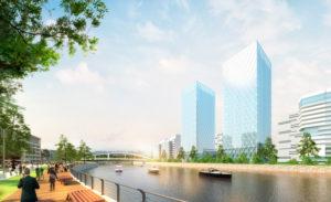 Prefeasibility project for Ciudad Río, Bogotá – Colombia.