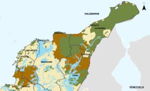 Plan logístico de la Región Caribe – Colombia